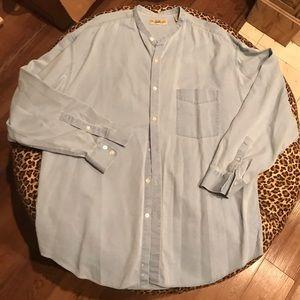 TravelSmith Shirts - Men's Travelsmith regular large shirt L